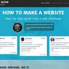 Explore Website Setup's Profile
