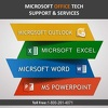 MS Office Support 1800-261-4071