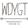 WHEREDOYOUGOTO // DESIGN CO.