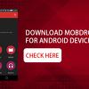 Download Mobdro
