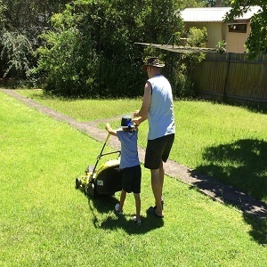 Lawnmower tips