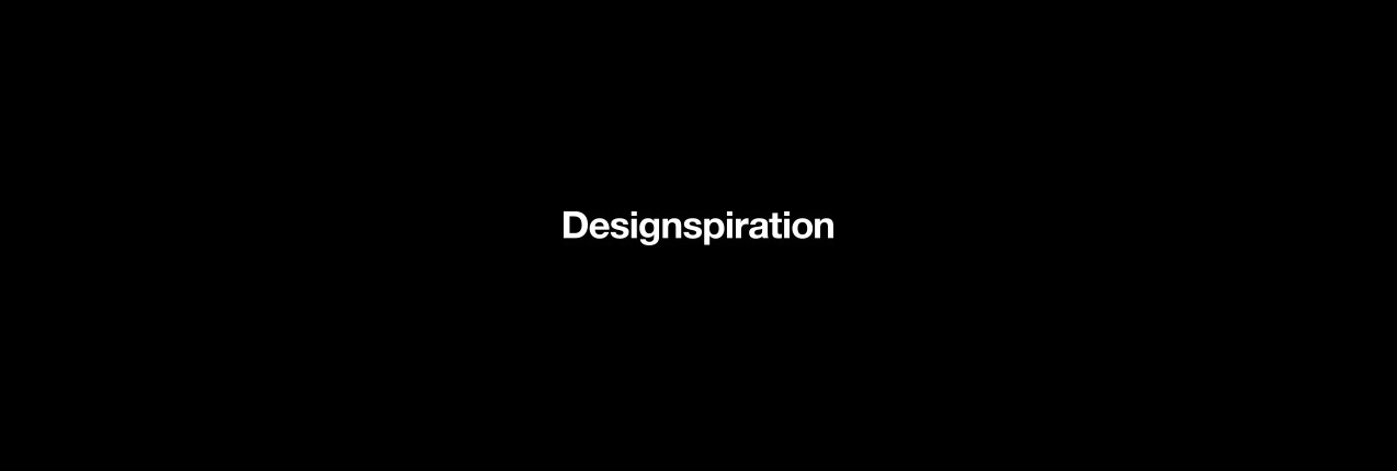 What is Designspiration?