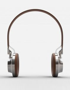 Industrial #product #design #minimal #headphones