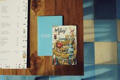 THE PLAYROOM on Behance #branding #invitation #icon #infographics #cafe #illustration #bar #characters