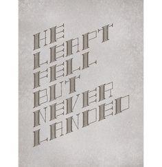 Evan Stremke #stremke #type #lettering