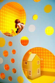 Child room play area #interior #painting #art #kids #apartment #room