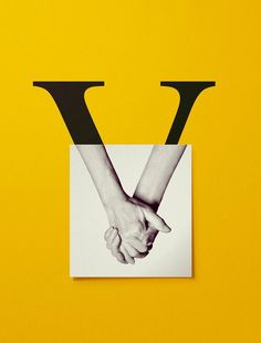 #typography Barcelovers Amb V de Votar. Con V de Votar. With V for Vote.