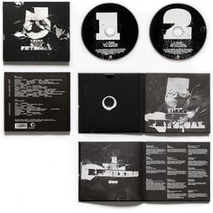 Graphic-ExchanGE - a selection of graphic projects #music #numbers #case