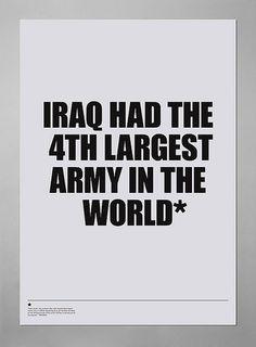3807541600_8034b60838_z.jpg (JPEG Image, 368x500 pixels) #iraq #poster #typography