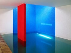 A Master Of Space And Light; Luis Barragan | Architecture Of Life #interior #water #mexico #pool #barragan