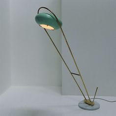 Floor Lamp by Angelo Lelii for Arredoluce, Italy 1950s.
