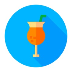 See more icon inspiration related to cocktail, birthday and party, food and restaurant, alcoholic drinks, alcoholic drink, leisure, straw, drinking, alcohol, party and food on Flaticon.