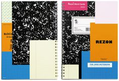 Search Notebook on Designspiration