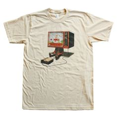 Mike Mitchell's Tumblr of Amazing Things. - 1985 shirts are back in stock!#video #games #retro #shirt