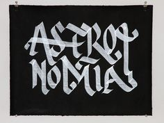 Art › Yomar Augusto #letters #ink #black #yomar #pen #art #caligraphy