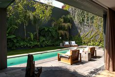 Barrancas House barrancas house mexico pool area 5 #architecture #house #pool #outdoor