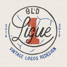 Ligue 1 Badge Redesign