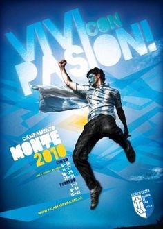 VIVI CON PASION campaign #argentina