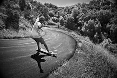 All sizes | Ashwin searching for Gold | Flickr - Photo Sharing! #longboarding #photography
