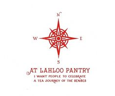 Ginger Monkey :: Tom Lane :: Illustration :: Design :: Typography :: Lahloo Pantry #ginger monkey