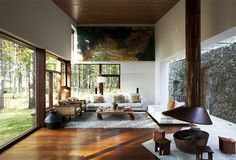 "CJWHO ™ (Villa Isabella by Brasil Arquitetura ""For us it...) #wood #design #architecture #interiors"