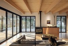 living room, ThoughtCraft Architects