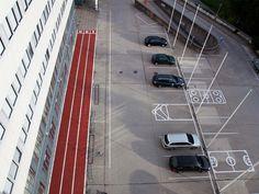 Creative Review - CR Annual: graphics picks #concrete #white #car #outline
