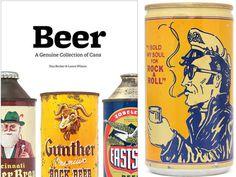 beer 10.jpg #illustration #beer #can #rock roll
