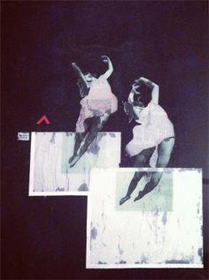 Steffen Quong Art #quong #steffen #collage #dancers
