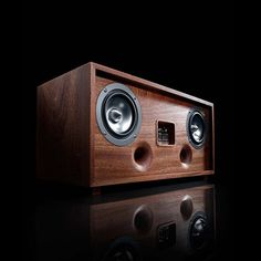 Tubecore Duo Analog/Digital Media Centre #tech #flow #gadget #gift #ideas #cool