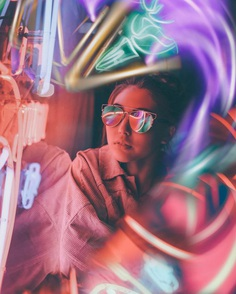 Vibrant and Moody Lifestyle Portrait Photography by The Dreamers Eye