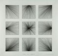 Google Reader (1000+) #lines #geometry #art