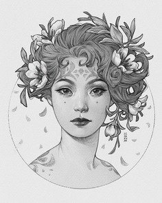 Fleur by dimary