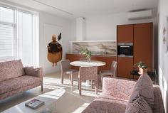 Parcel from Milan: Minimalist Style Apartment by Yuriy Zimenko