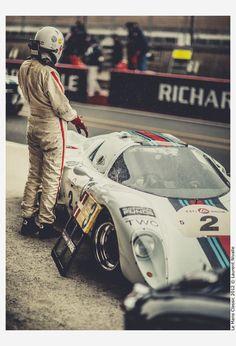 LMC2012 on the Behance Network #nivalle #2012 #classic #mans #le #racing #car #laurent