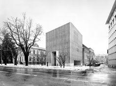 Estudio+Barozzi+Veiga+.+Bündner+Kunsmuseum+.+Chur.jpg (1500×1107) #architecture #museum