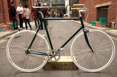 Little Mule Tweed Ride #bike