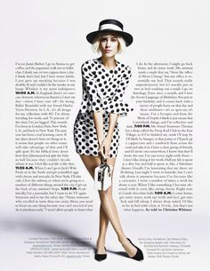 Alexa Chung | Photography by Mark Abrahams | For Harper's Bazaar Magazine US