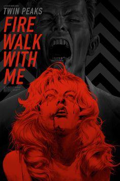 Twin Peaks Fire Walk With Me by Robert Sammelin