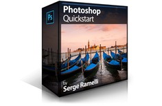 Photoshop Quickstart by Serge Ramelli