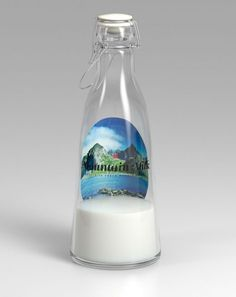 Mountain Milk | OSOMO