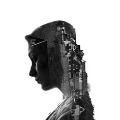 CJWHO ™ (Germany by Aneta Ivanova Double exposure...)