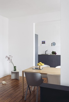 Kitchen and Interior in Cologne by Gerdesmeyer & Krohn