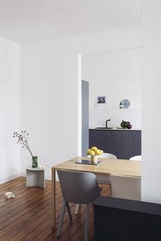 Kitchen and Interior in Cologne by Gerdesmeyer & Krohn