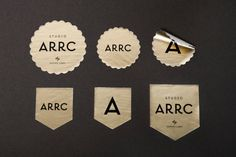 Moodley Brand Identity: Studio ARRC / on Design Work Life #logo #design #graphic #identity