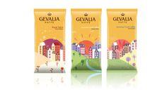 Illustrated coffee packaging - www.lucasjubb.co.uk