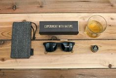Bushmill-Sunglasses-05.jpg (680×460) #wood #whisky #sunglasses #branding