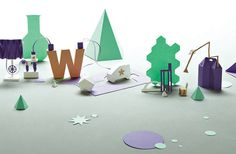 Paperscape on Wallpaper magazine #paper #wallpaper