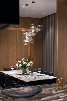 Golden Oak Apartment / Design Studio of Yuriy Zimenko 5