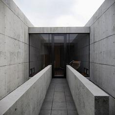 Tadao Ando: Azuma House | Sgustok Design